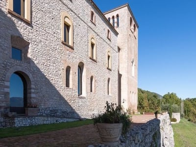 Image 10 | Magnificent renovated former abbey with various apartments for sale in Rieti  194139
