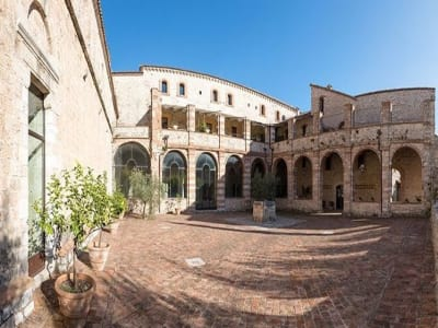 Image 13 | Magnificent renovated former abbey with various apartments for sale in Rieti  194139