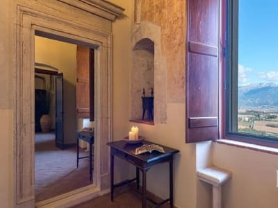 Image 19 | Magnificent renovated former abbey with various apartments for sale in Rieti  194139