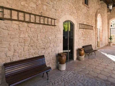 Image 30 | Magnificent renovated former abbey with various apartments for sale in Rieti  194139