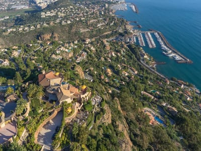 Image 5 | 13 bedroom villa for sale with 23,789m2 of land, Theoule sur Mer, Alpes-Maritimes 6, French Riviera 195962