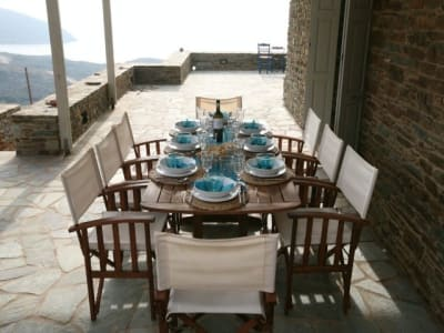 Image 11   4 bedroom villa for sale with 4,250m2 of land, Andros, Cyclades Islands 196103