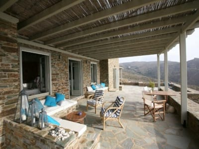 Image 7   4 bedroom villa for sale with 4,250m2 of land, Andros, Cyclades Islands 196103