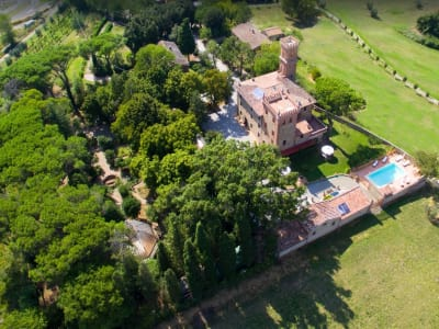 Image 1 | 8 bedroom hotel for sale with 6,000m2 of land, Perugia, Umbria 198691
