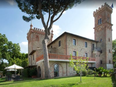 Image 11 | 8 bedroom hotel for sale with 6,000m2 of land, Perugia, Umbria 198691