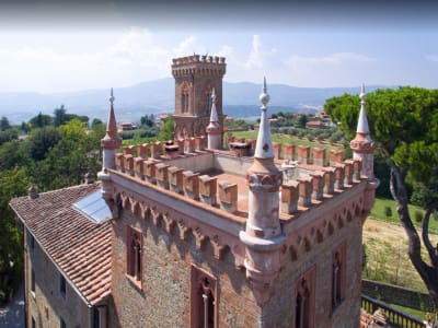 Image 2 | 8 bedroom hotel for sale with 6,000m2 of land, Perugia, Umbria 198691