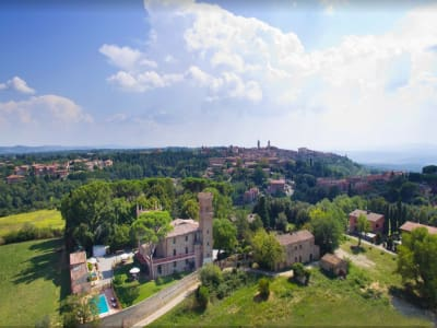 Image 3 | 8 bedroom hotel for sale with 6,000m2 of land, Perugia, Umbria 198691