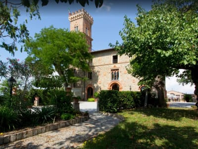 Image 5 | 8 bedroom hotel for sale with 6,000m2 of land, Perugia, Umbria 198691