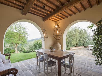 Image 10   6 bedroom villa for sale with 110,000m2 of land, Florence, Chianti 200169