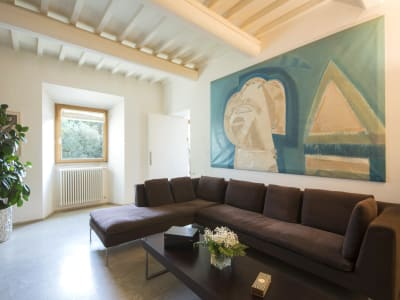 Image 20   6 bedroom villa for sale with 110,000m2 of land, Florence, Chianti 200169