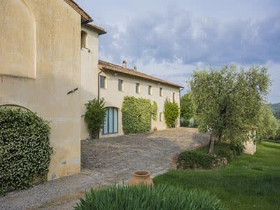 Image 6   6 bedroom villa for sale with 110,000m2 of land, Florence, Chianti 200169
