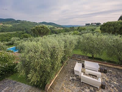 Image 9   6 bedroom villa for sale with 110,000m2 of land, Florence, Chianti 200169