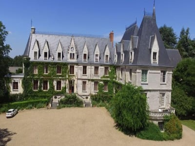Image 17 | 16 bedroom French chateau for sale with 70,000m2 of land, Tours, Indre-et-Loire , Centre 200312
