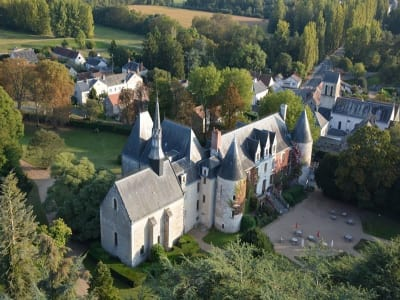 Image 2 | 16 bedroom French chateau for sale with 70,000m2 of land, Tours, Indre-et-Loire , Centre 200312
