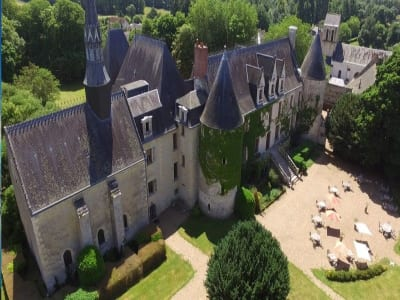 Image 20 | 16 bedroom French chateau for sale with 70,000m2 of land, Tours, Indre-et-Loire , Centre 200312
