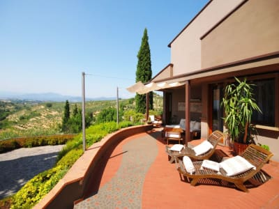 Image 11   6 bedroom villa for sale with 26,000m2 of land, Florence, Chianti 201026