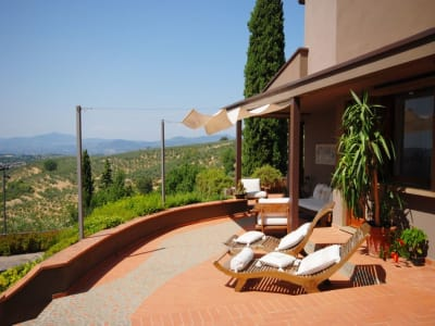 Image 12   6 bedroom villa for sale with 26,000m2 of land, Florence, Chianti 201026