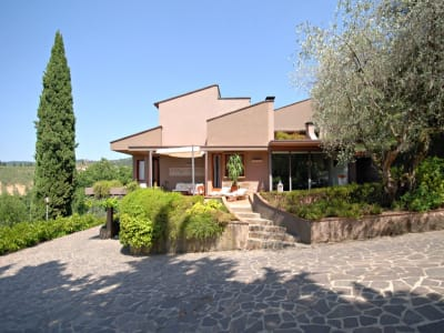 Image 4   6 bedroom villa for sale with 26,000m2 of land, Florence, Chianti 201026