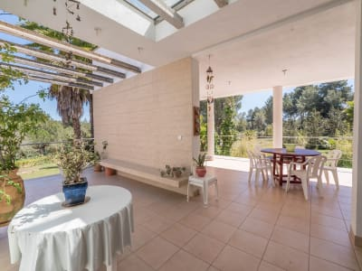 Image 15 | 4 bedroom villa for sale with 10,000m2 of land, Santa Gertrudis de Fruitera, Central Ibiza, Ibiza 201040