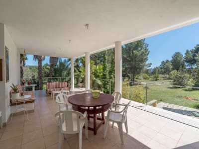 Image 2 | 4 bedroom villa for sale with 10,000m2 of land, Santa Gertrudis de Fruitera, Central Ibiza, Ibiza 201040