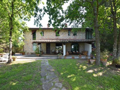 Image 1 | 3 bedroom villa for sale with 10,000m2 of land, Florence, Chianti 201187