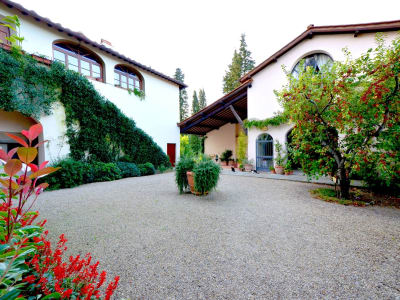 Image 4   25 bedroom villa for sale with 500,000m2 of land, Florence, Chianti 201448