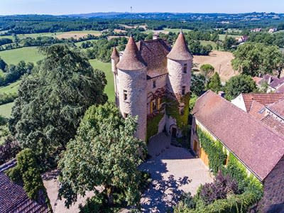 Image 10 | Renovated French Chateau with 8 Bedrooms for Sale in the Tarn et Garonne, France  202268