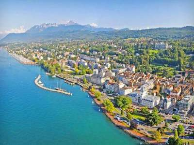 Image 3   Luxury 5 Star Hotel with over 168 rooms in Evian les Bains 202454