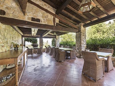 Image 13   Enchanting Estate in Tuscany for Sale with Guest House suitable for B&B with income potential 202790