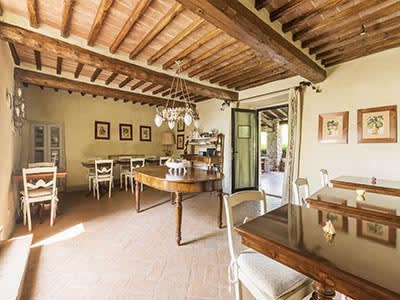Image 14   Enchanting Estate in Tuscany for Sale with Guest House suitable for B&B with income potential 202790