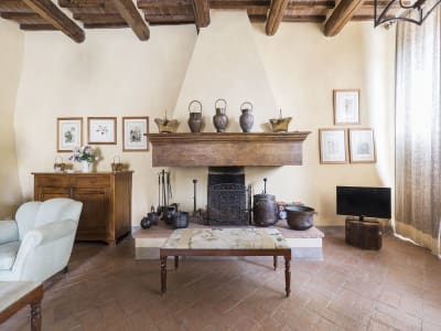 Image 26   Enchanting Estate in Tuscany for Sale with Guest House suitable for B&B with income potential 202790