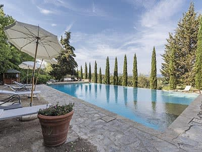 Image 3   Enchanting Estate in Tuscany for Sale with Guest House suitable for B&B with income potential 202790