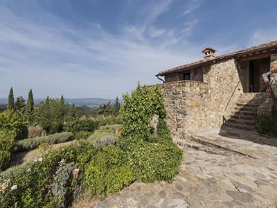 Image 5   Enchanting Estate in Tuscany for Sale with Guest House suitable for B&B with income potential 202790