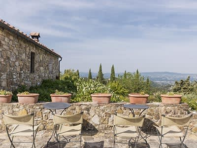 Image 7   Enchanting Estate in Tuscany for Sale with Guest House suitable for B&B with income potential 202790