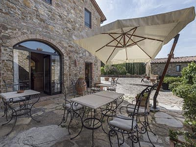 Image 9   Enchanting Estate in Tuscany for Sale with Guest House suitable for B&B with income potential 202790