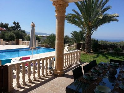 Image 8   4 bedroom villa for sale with 4,350m2 of land, Latchi, Paphos 202829