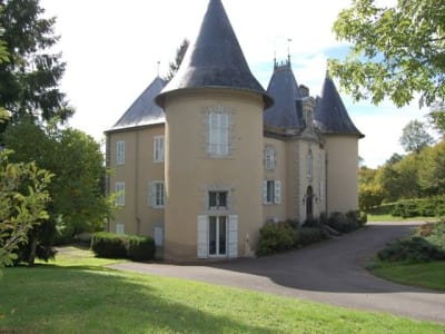 Image 3 | 15 bedroom French chateau for sale with 20,000m2 of land, Limoges, Haute-Vienne , Limousin 203173