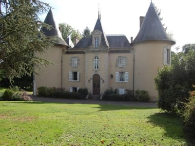 Image 4 | 15 bedroom French chateau for sale with 20,000m2 of land, Limoges, Haute-Vienne , Limousin 203173