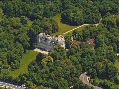 Image 1 | Magnificent 32 bedroom chateau for sale, close to Paris with views of the Seine. 203213