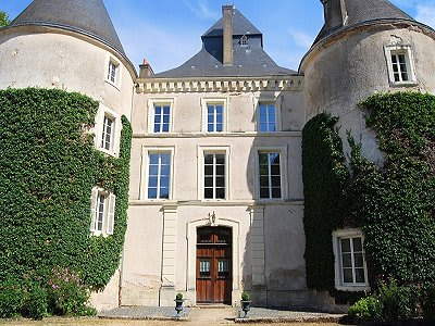 Image 3   8 bedroom French chateau for sale with 242,811m2 of land, Valencay, Indre , Centre 204100