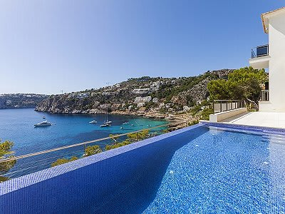 Image 9 | 6 bedroom villa for sale with 1,223m2 of land, Puerto Andratx, Andratx, South Western Mallorca, Mallorca 204195
