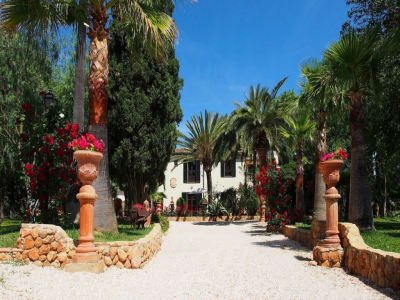 Image 1 | 5 bedroom villa for sale with 40,000m2 of land, Binissalem, Central Mallorca, Mallorca 204356