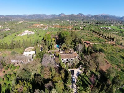 Image 4 | 5 bedroom villa for sale with 40,000m2 of land, Binissalem, Central Mallorca, Mallorca 204356