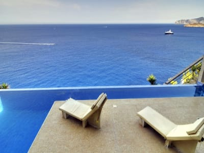 Image 3 | 4 bedroom villa for sale with 822m2 of land, Port Adriano, South Western Mallorca, Mallorca 204357