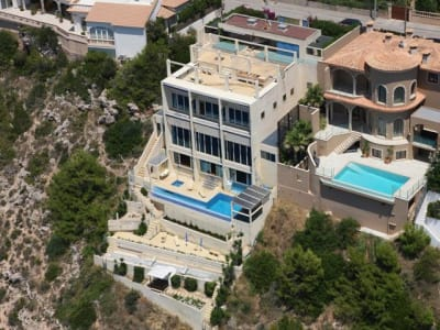 Image 4 | 4 bedroom villa for sale with 822m2 of land, Port Adriano, South Western Mallorca, Mallorca 204357