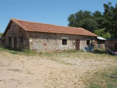 Image 15 | 4 bedroom house for sale with 200,000m2 of land, Availles Limouzine, Vienne , Poitou-Charentes 204622