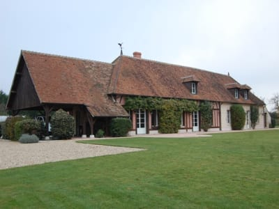 Image 1 | 4 bedroom farmhouse for sale with 580,000m2 of land, Orleans, Loiret , Loire Valley 204688