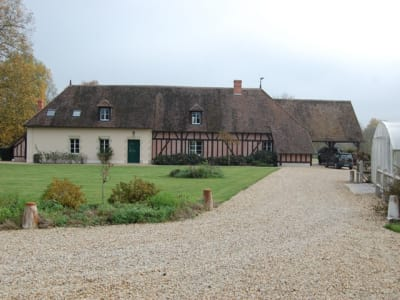 Image 2 | 4 bedroom farmhouse for sale with 580,000m2 of land, Orleans, Loiret , Loire Valley 204688