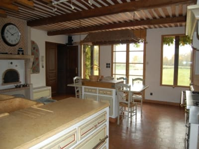Image 3 | 4 bedroom farmhouse for sale with 580,000m2 of land, Orleans, Loiret , Loire Valley 204688