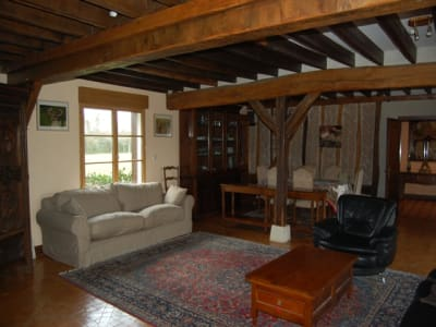 Image 4 | 4 bedroom farmhouse for sale with 580,000m2 of land, Orleans, Loiret , Loire Valley 204688